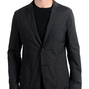 "Hugo Boss ""Noas1"" Men's Black Packable Blazer"